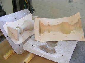 Moule de balustre polyester-polyuréthane